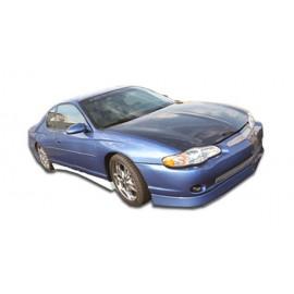 2000-2005 Chevrolet Monte Carlo Duraflex F-1 Front Bumper Cover - 1 Piece