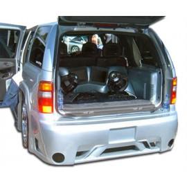 2000-2006 Chevrolet Suburban Duraflex Platinum Rear Bumper Cover - 1 Piece