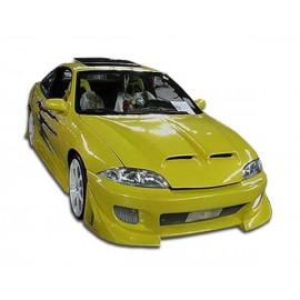 2000-2002 Chevrolet Cavalier Duraflex Blits Front Bumper Cover - 1 Piece