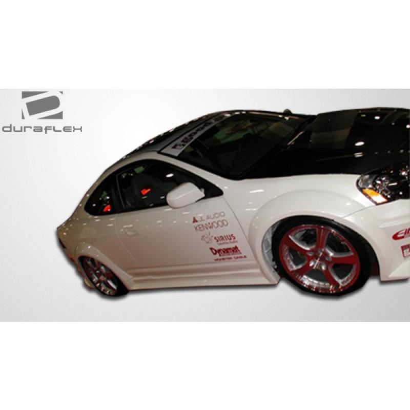2002-2004 Acura RSX Duraflex GT300 Wide Body Side Skirts
