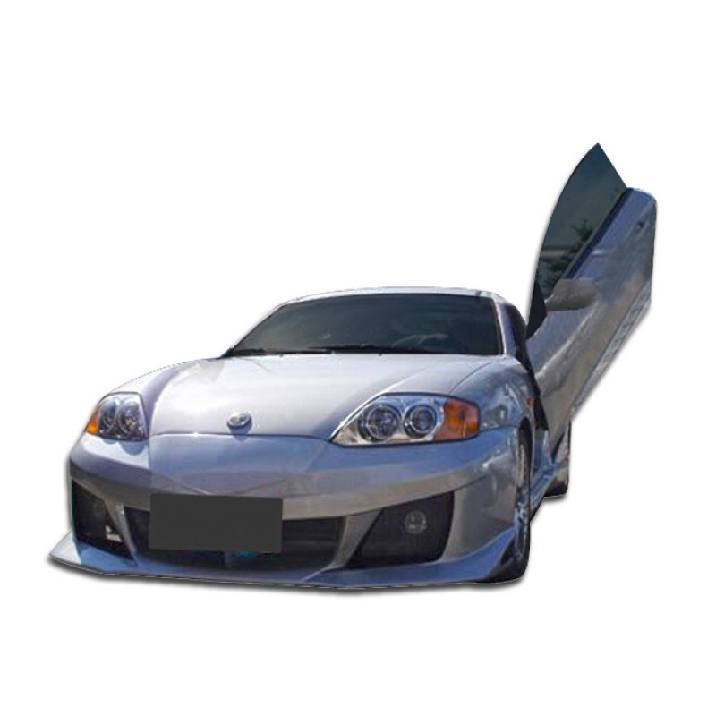 1998 Hyundai Tiburon Exterior: 2003-2006 Hyundai Tiburon Duraflex Orion Front Bumper