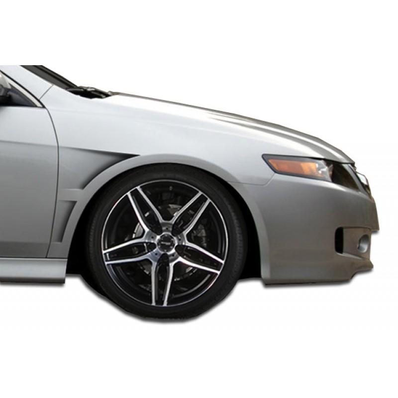 2004-2008 Acura TSX Duraflex GT Concept Fenders