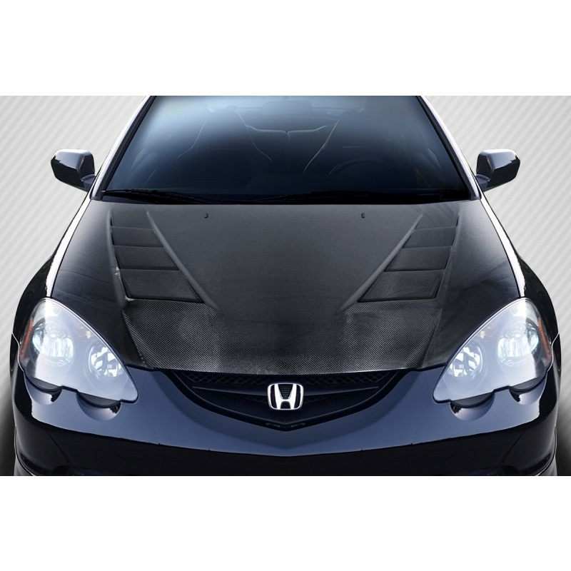 2002-2006 Acura RSX Carbon Creations DriTech TS-2 Hood
