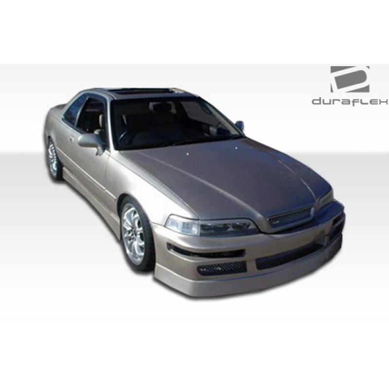 1991-1995 Acura Legend 2DR Duraflex Mag Side Skirts Rocker