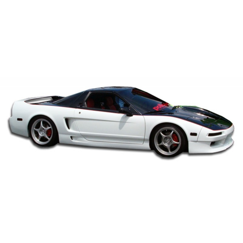 1991-2001 Acura NSX Duraflex G-Force Side Skirts Rocker
