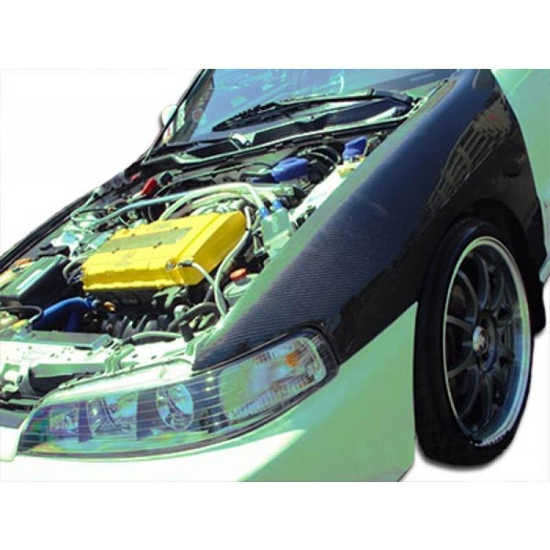 1994-2001 Acura JDM Integra Carbon Creations OEM Fenders