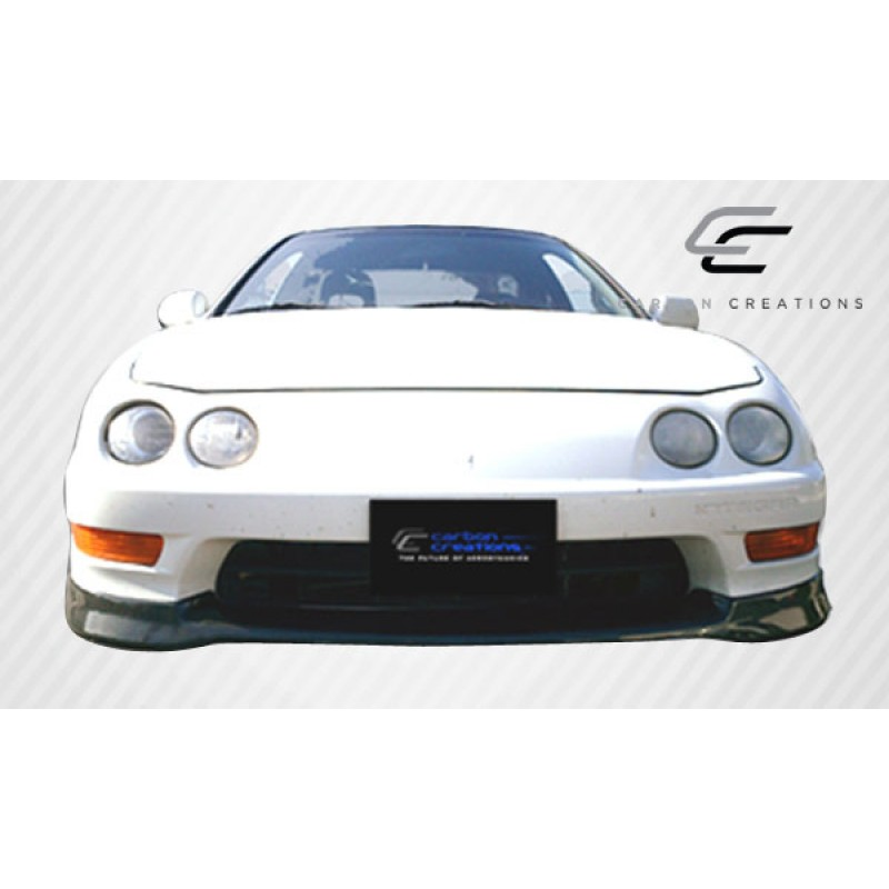 1998-2001 Acura Integra Carbon Creations Type R Front Lip