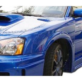 2004-2005 Subaru Impreza WRX STI 4DR Duraflex C-GT Wide Body Front Fenders - 2 Piece 105434