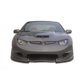 1995-2002 Pontiac Sunfire Duraflex Xplosion Front Bumper Cover - 1 Piece 101687