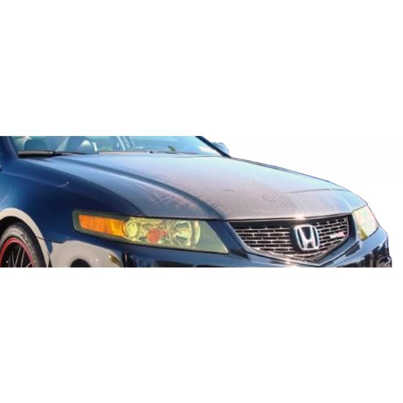 2006-2008 Acura TSX Carbon Creations OEM Hood